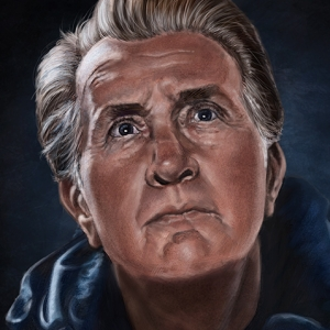 Martin Sheen - Portrait