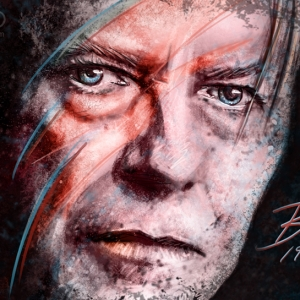 David Bowie - Portrait
