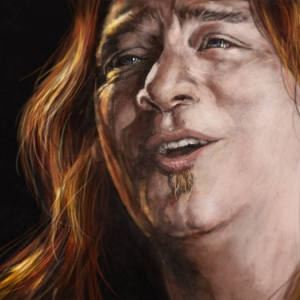 Alan Doyle Portrait