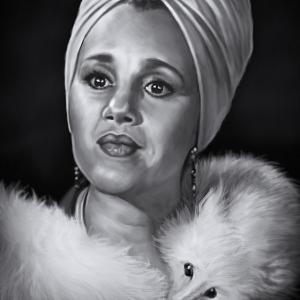 Madeline Kahn - Portrait