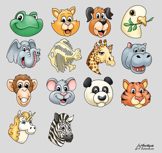 AnimalSheet2009