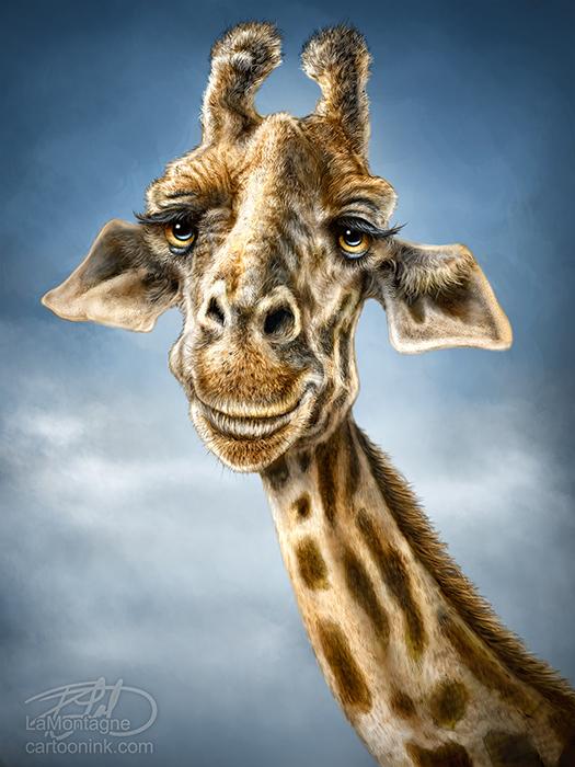 GiraffeTotem