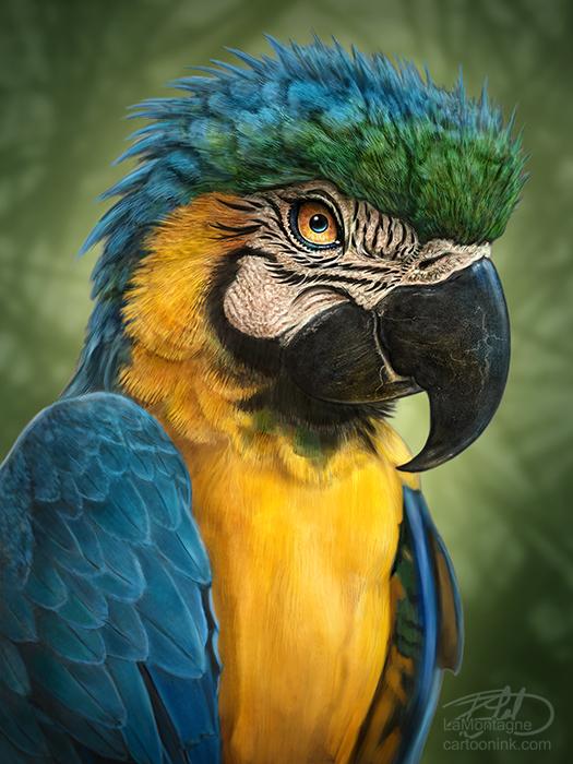 ParrotTotem