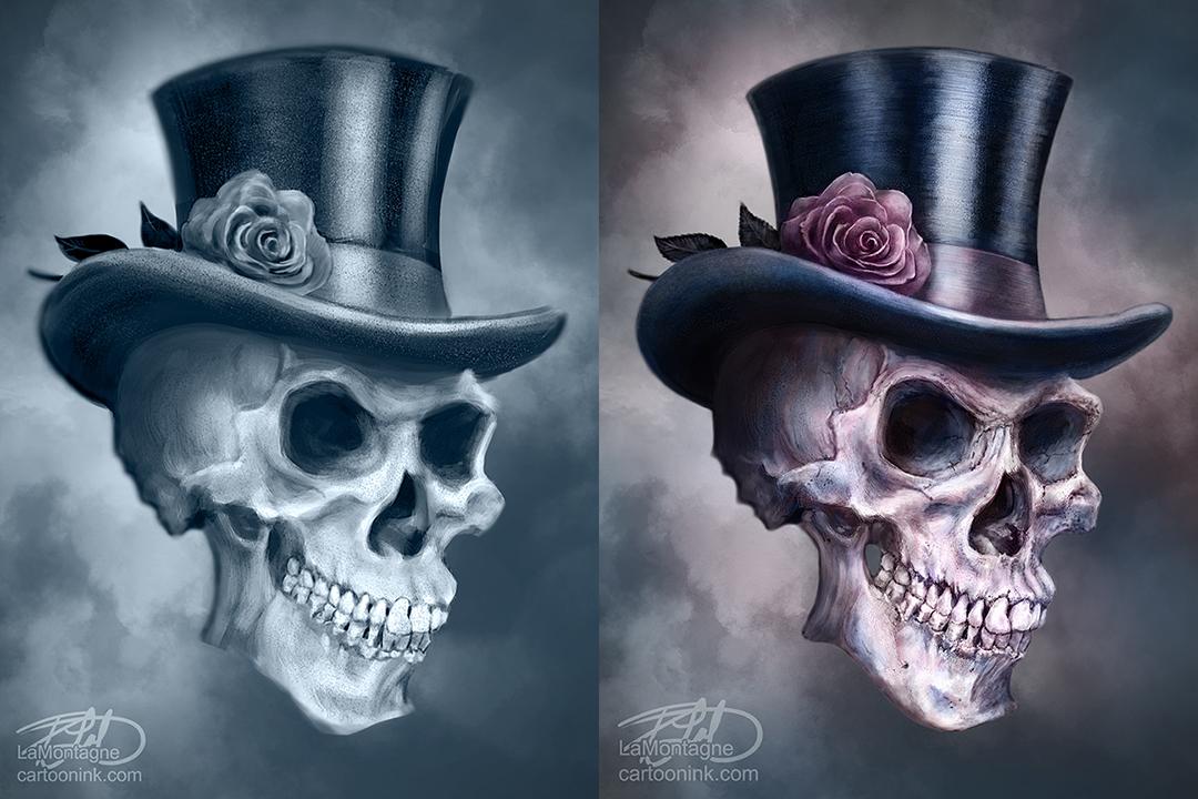 SkullHatSketchComparison