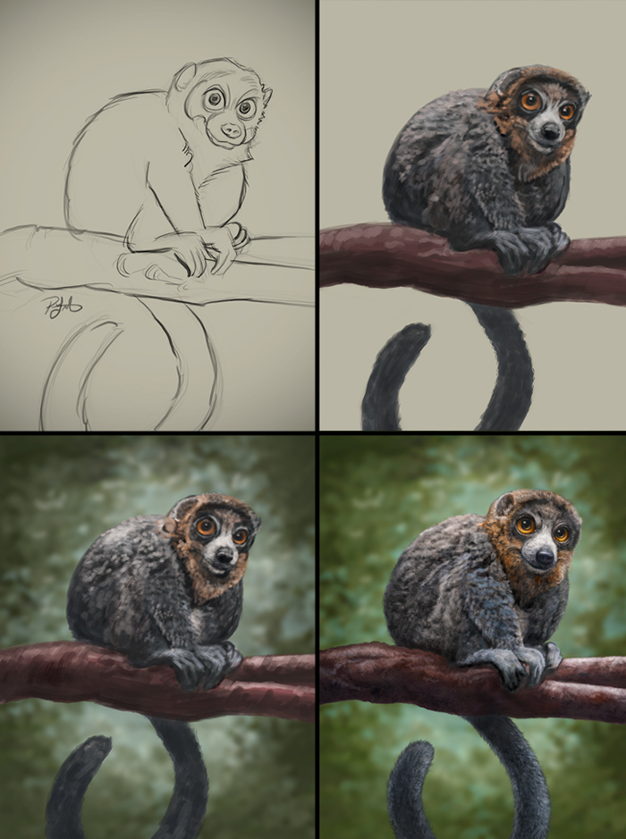 LemurProgress