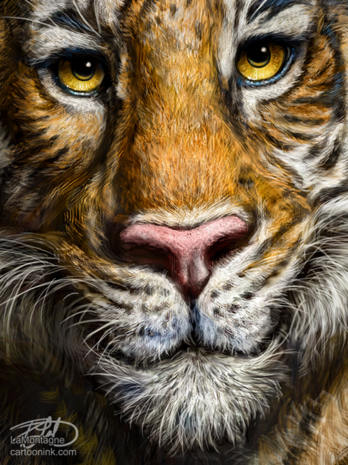 TigerClose
