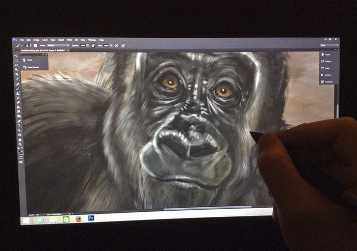 GorillaTotem13HD