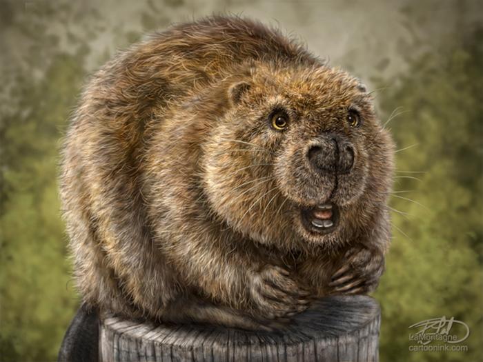 BeaverTotem